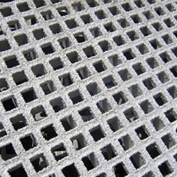 Fibreglass Mini-Mesh Decking